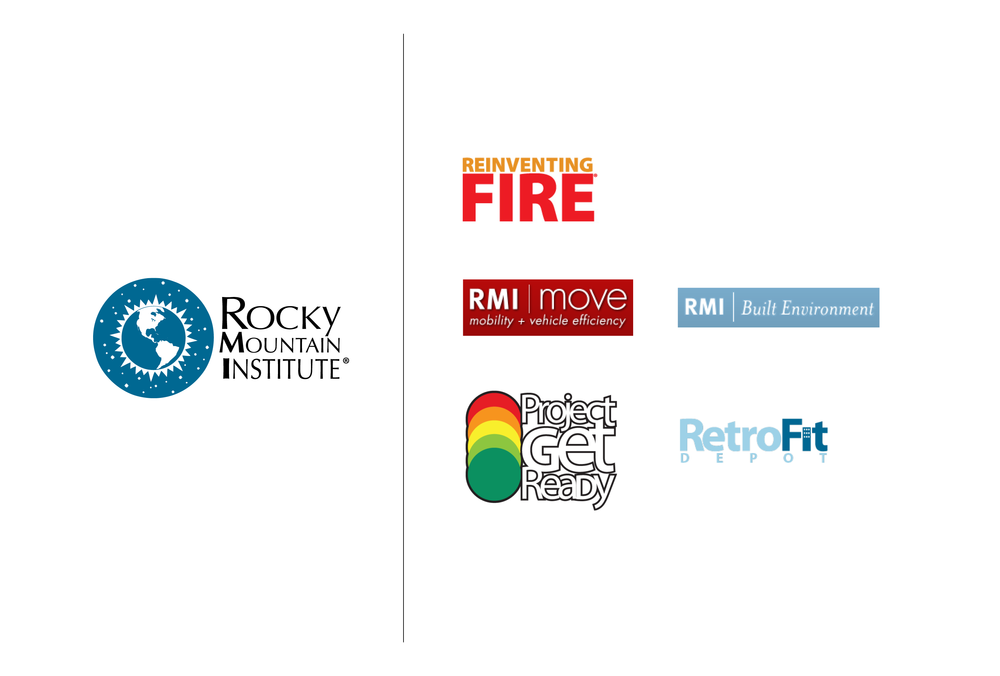 Original RMI and RMI initiative logos.
