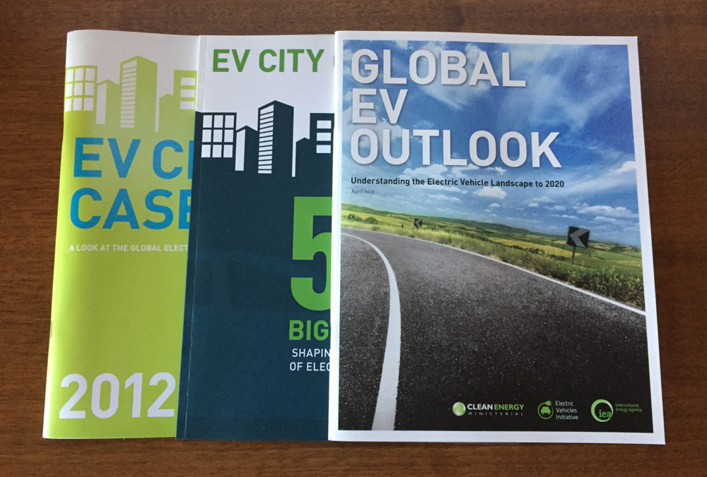 View 2014 report,   50 Big Ideas Shaping the Future of Electric M obility
