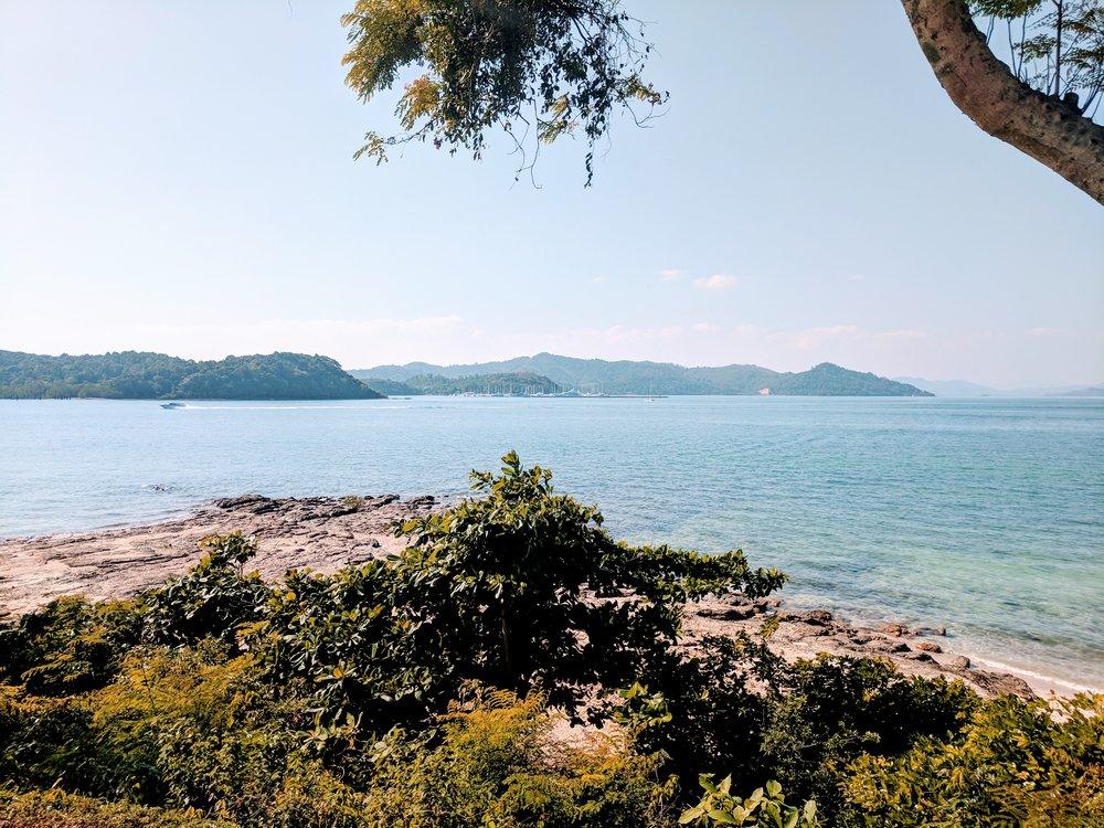 Naka Island, Phuket.