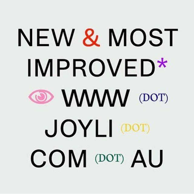 New work and site by killer UTS grad @_joyli 👏🏼 · · · #broadsdownunder #sydney