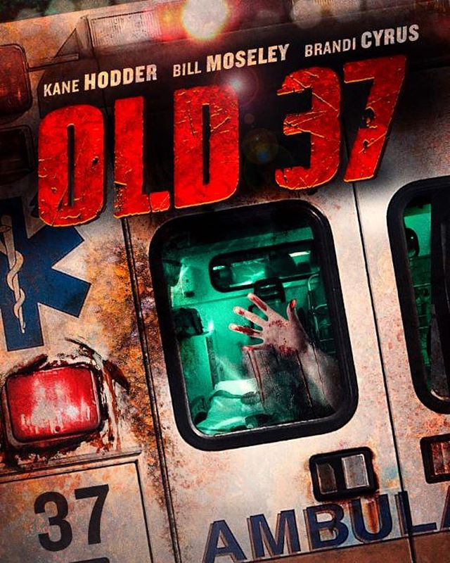 """Ep. 155 """"Old 37"""" is now up! Check out this MTV teenaged soap opera loosely disguised as horror movie about two killer paramedics. #old37 #kanehodder #billmoseley #brandicyrus #notthegoodcyrus #paramedic #ambulance #mtvbullshit #millennials #chickendance #horriblehorrorpodcast #horriblehorror #horrorpodcast #moongoons"""