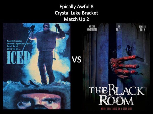 WHICH IS WORSE?! Last of the Epically Awful 8! We have Iced vs The Black Room! Vote in the comments below! #iced #theblackroom #wednesdayaddams #skihorror #sexyhorror #horriblehorrorpodcast #horrorpodcast #podcast #moongoons