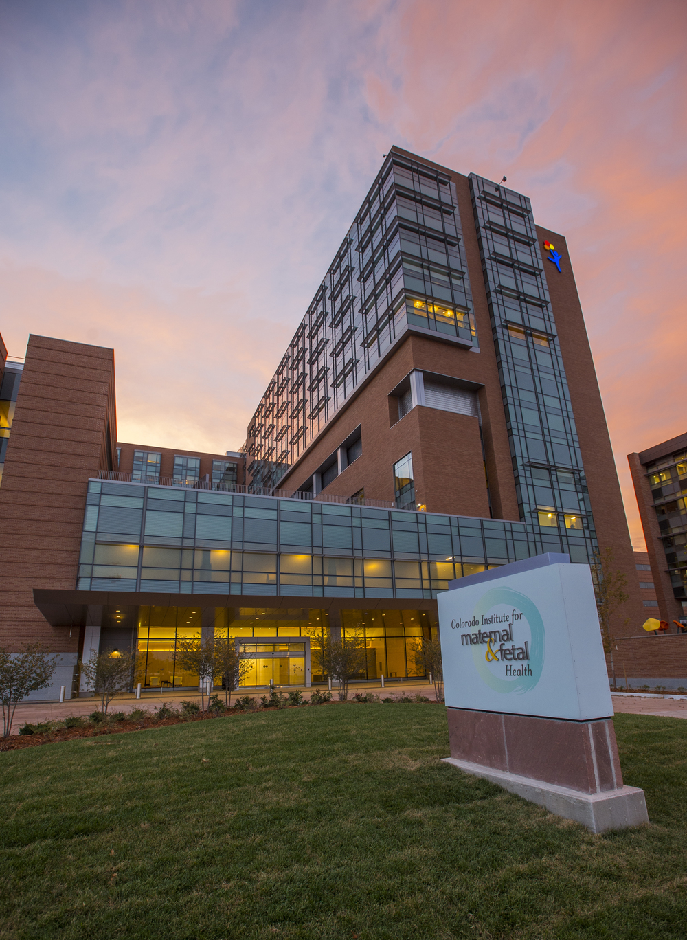 Children's Hospital Colorado - East Tower Expansion  - Colorado Institute for Maternal and Fetal Health