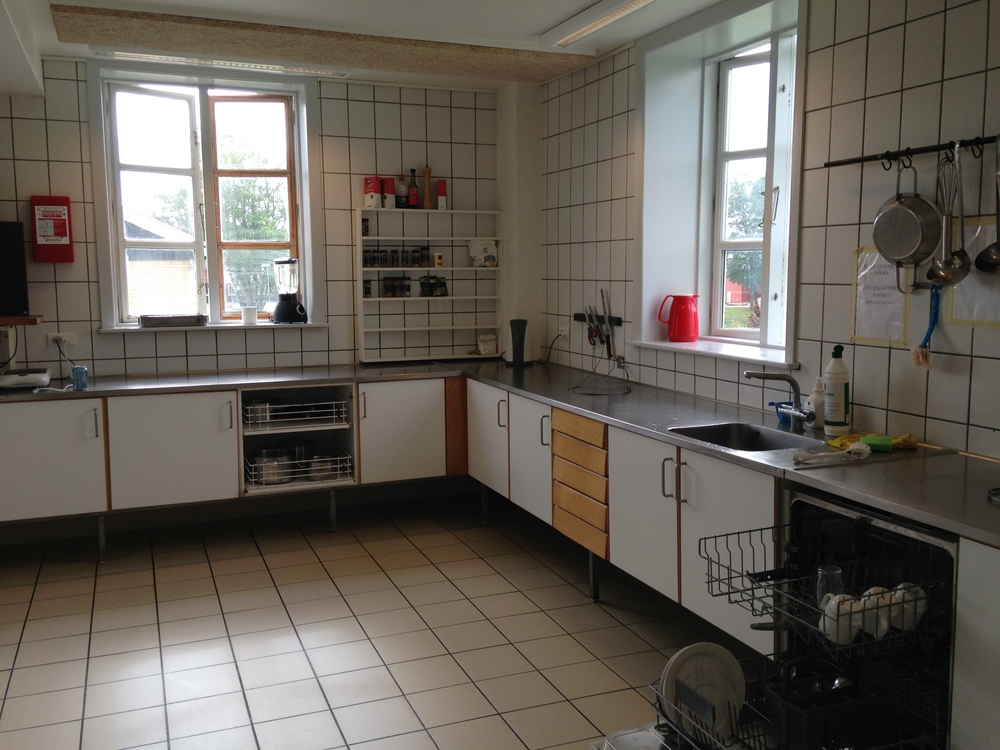 Kitchen, Danish Prison