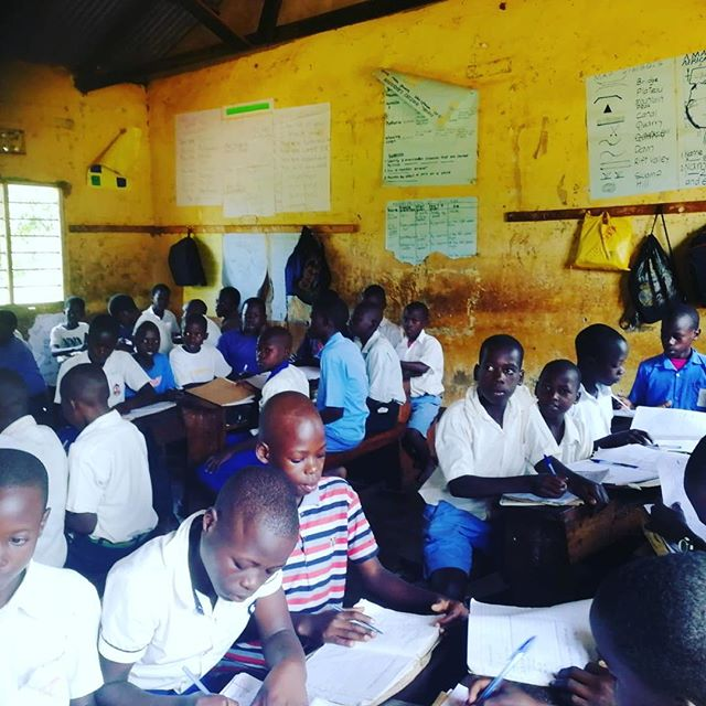 The future and present of our nation is dependent on shaping and nurturing of these young ones. We can only be more prosperous, more just, more equitable only if we ensure that our children have a quality and empowering education. Am honored to work with a team and  board as well as fellows & partners who are all about this @teachforuganda!