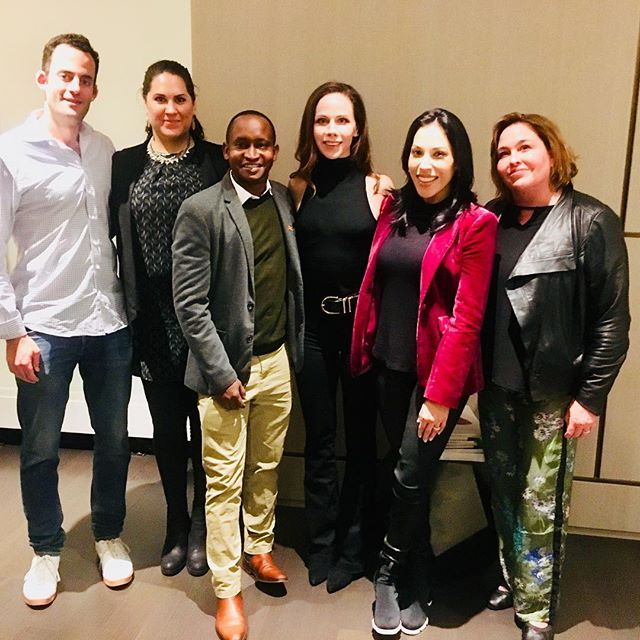 The amazing US @teachforuganda board members and our incredible partner Jon Goldberg furthest left! So grateful to you! Our vision is only possible because of you amazing leaders!! @barbaritabush @masonelisabeth @sabrinadupre!! TFU is growing steady and strong steps because of your immense leadership & support!