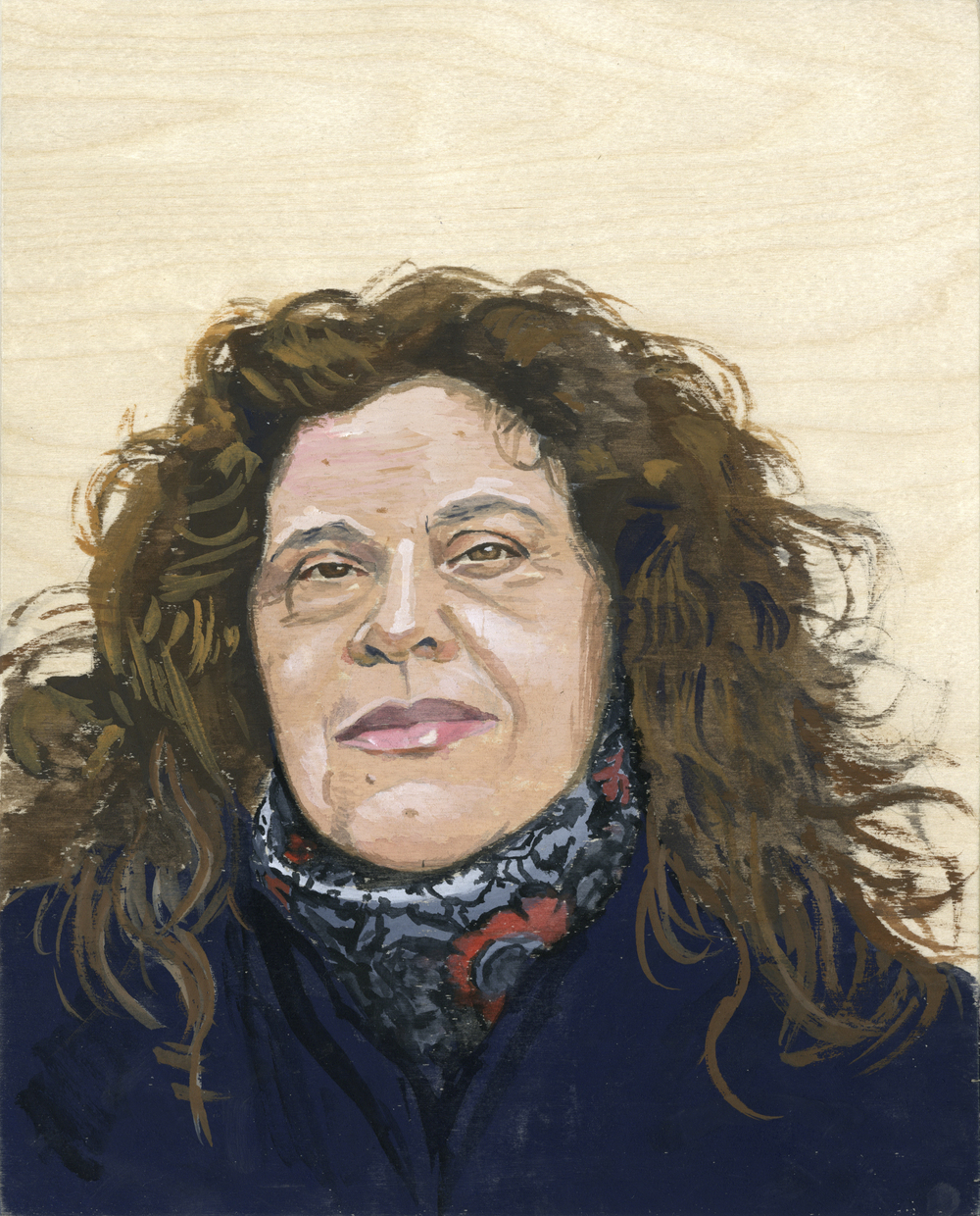 Anne Michaels   8 x 10""