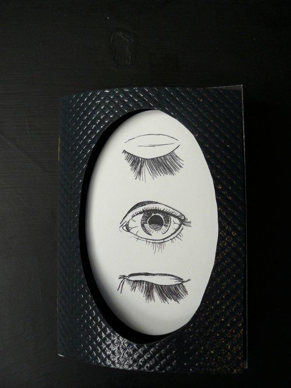 """Rememory"" original artist's book"