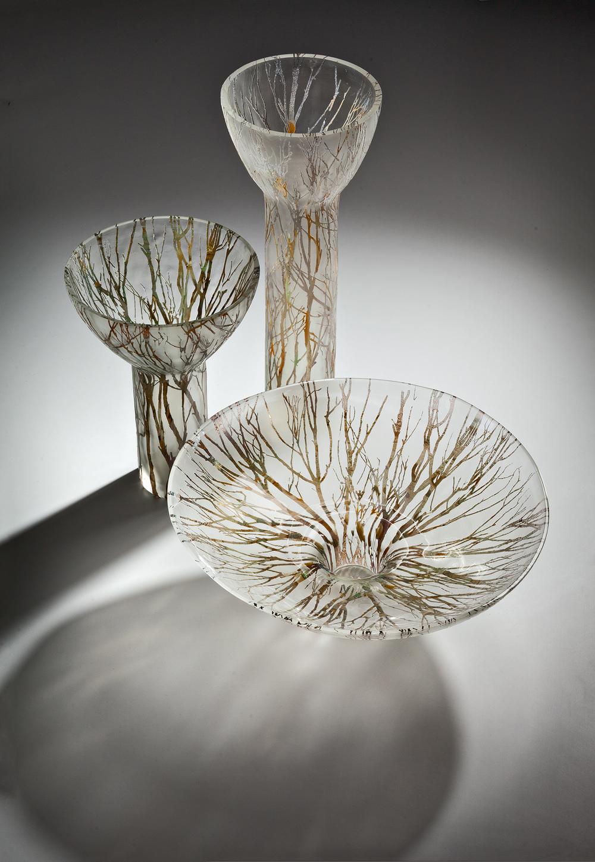 """Canopy Vessels I, II, III"" 2011"