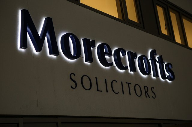 Morecrofts' Liverpool head office