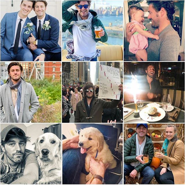 2018 was a year filled with family, friends, love & travel; fighting the hard fight for beliefs, rights & humanity; meeting new members of my extended family; pup snuggles; celebration of milestones, anniversaries & birthdays; scarves, baseball hats & winter coats; working hard but playing harder.  Here's to all who were there, helping me make memories I will cherish always. 2019, you've got a lot to live up to. Let's do this!! #HappyNewYear #topnine #bandwagon