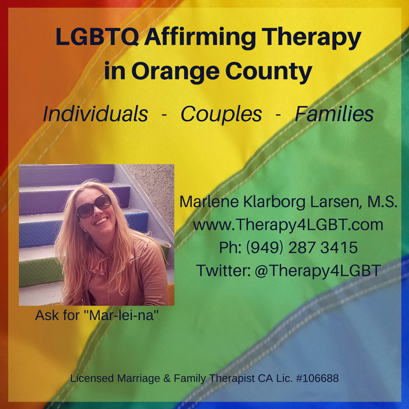 LGBTQ Affirming Therapy counseling Orange County long beach  gay therapist Marlene Klarborg Larsen Marlina Marlena.jpg
