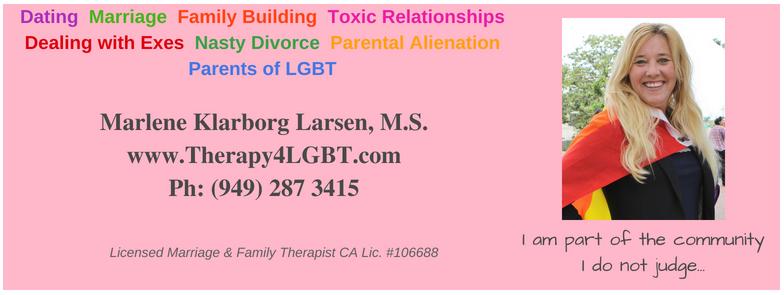 Marlene Klarborg Larsen Therapy for LGBT Marlena Larson dating family building gay lesbian divorce parental alienation parents of lgbtq.jpg