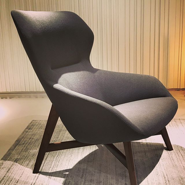 @davisfurniture expands its Ginkgo family and adds Muse. Beauty and comfort for your home or office. #davisfurniture #gingko #furniture #interiors #interiordesign #fusempls #neocon2018