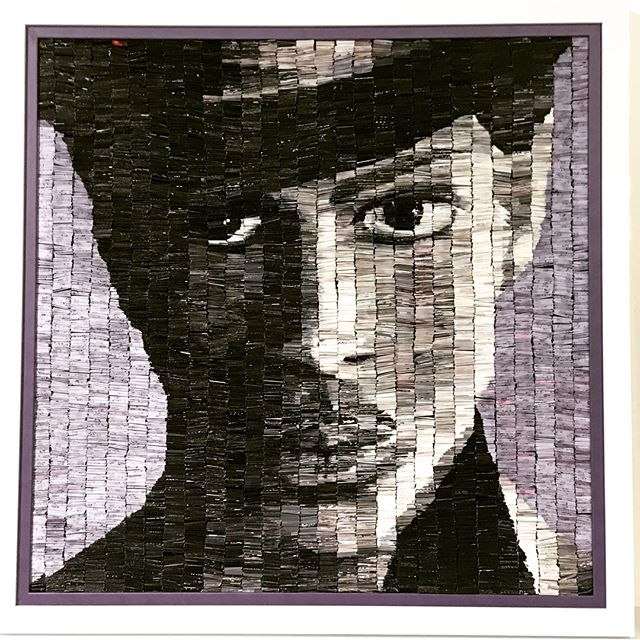 Join us today from 4-6 to celebrate the work of artist @tonidachis. Her amazing collection will be on display in our showroom for the next month. @mcadedu @fusempls @inunisondesign #prince #mjblige #davidbowie #bobdylan #jimmyfallon #robinwilliams #tonidachis #fusempls #art