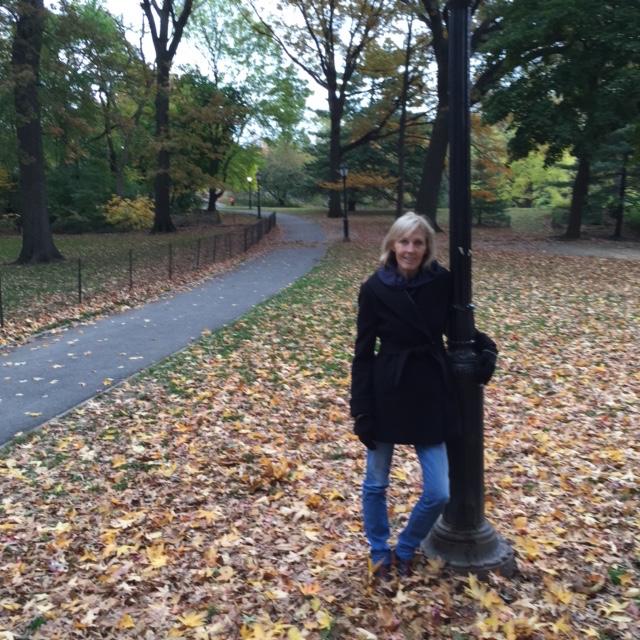 Patricia, Central Park West, NYC November 2014