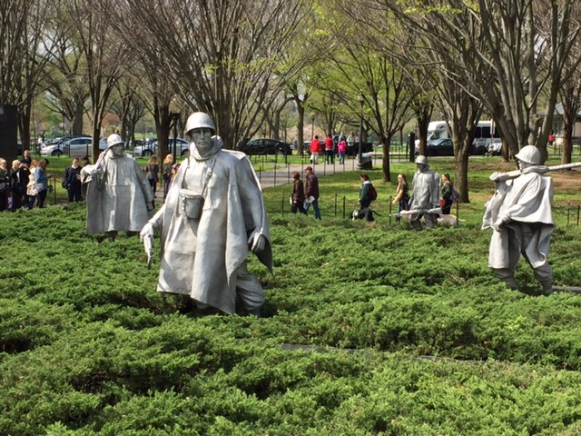Korean Memorial (Washington DC)