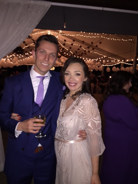 Alex and Glory: We're official!