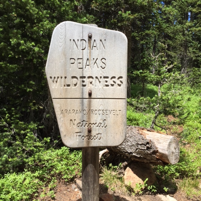 Indian Peaks sign 7-2016.jpg