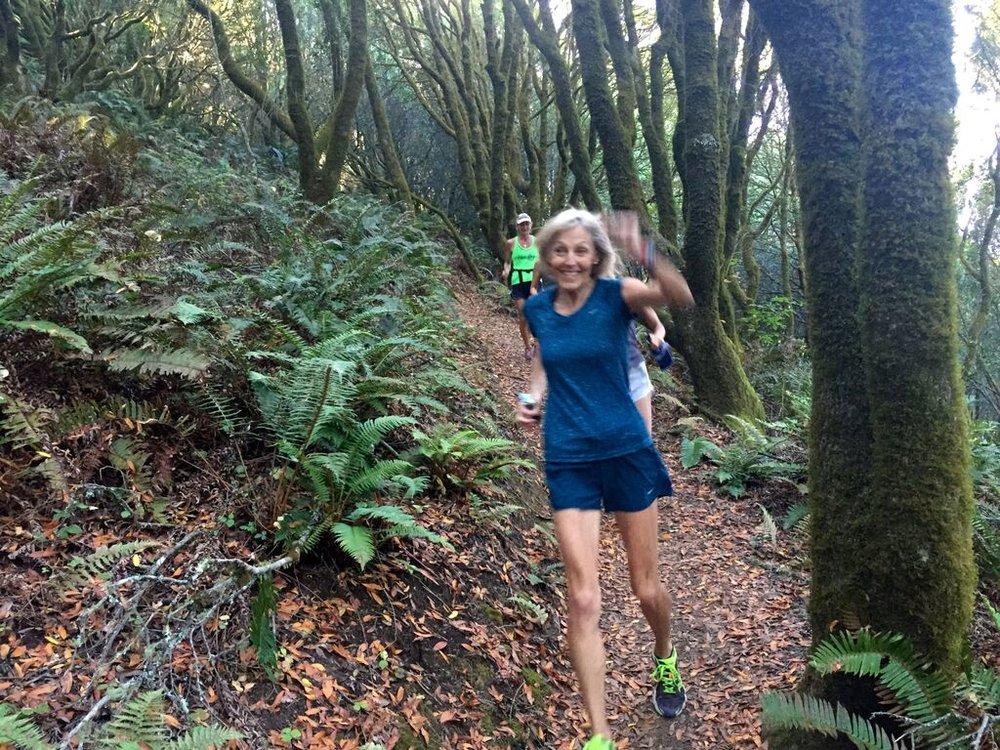 Walker Ranch Running Camp: I want this joy again!