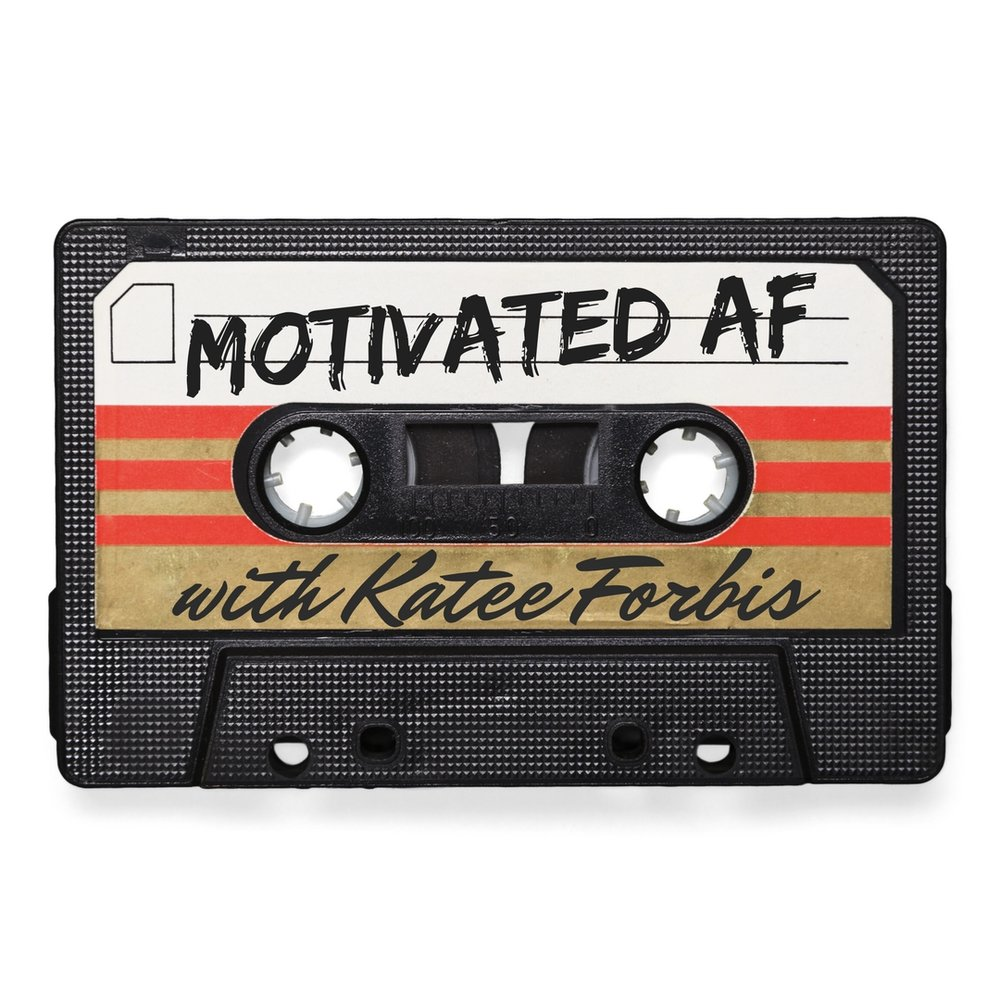 MotivatedAFPodcastLogo