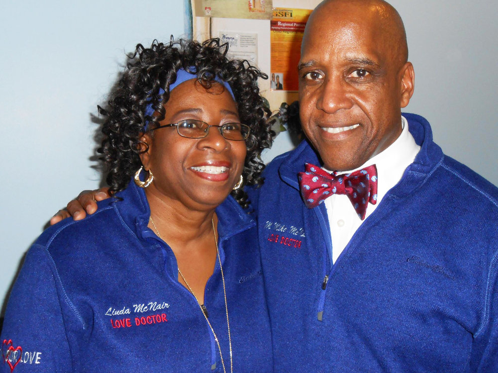 Dr. Linda and Dr. Mike McNair