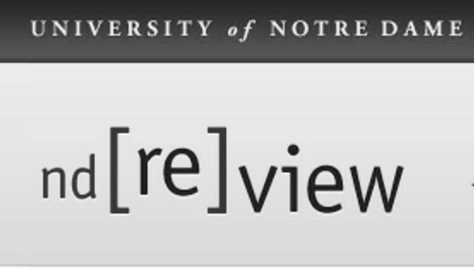 Notre Dame Review