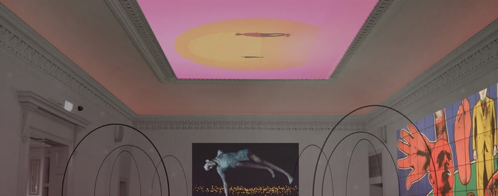 1/7<br>Dining Room Ceiling