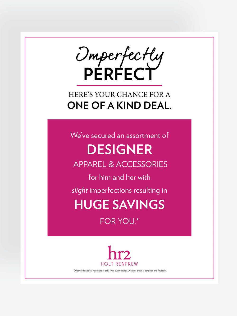 hr2 Store Easel