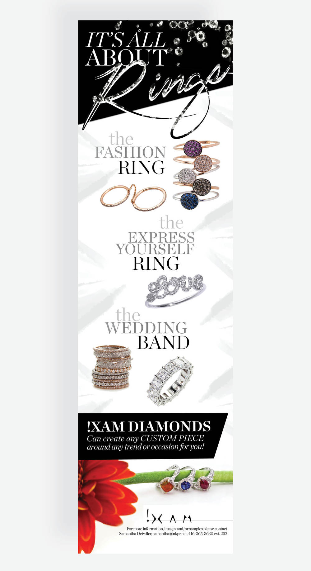 !XAM Diamonds Trend Reports