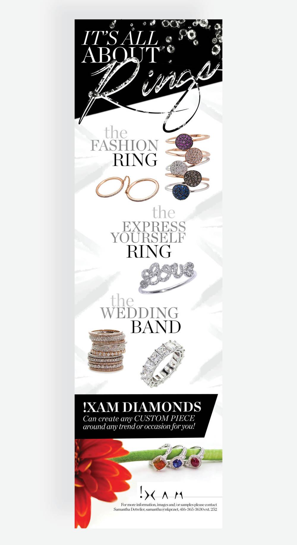 !XAM Diamonds Trend Reports