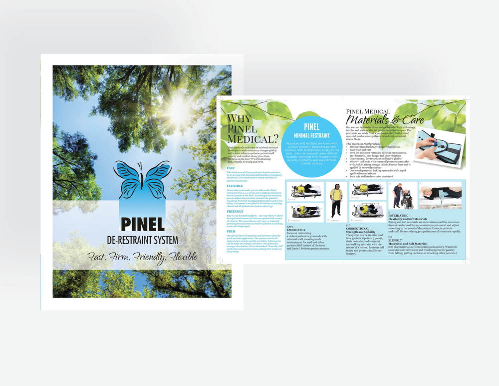 Pinel Medical Brochere