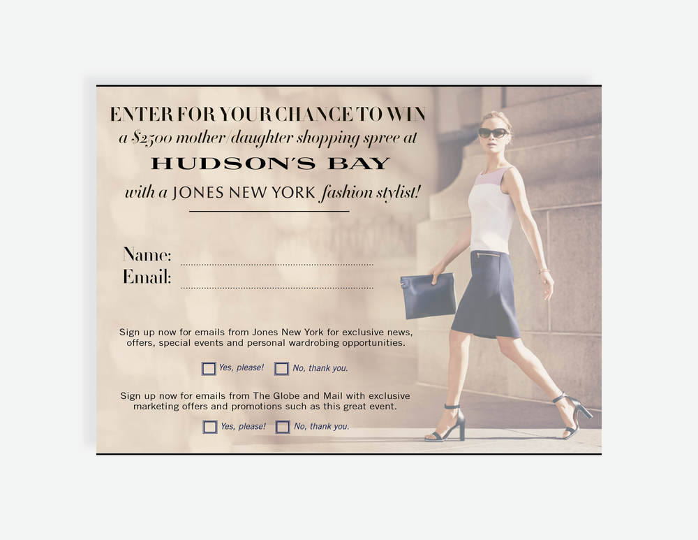 Hudson's Bay Contest