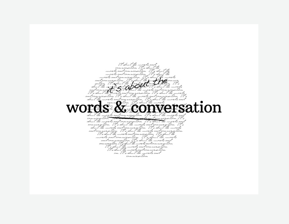 Words & Conversation logo