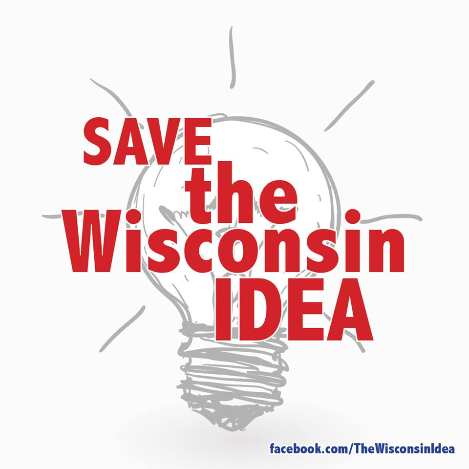 Save the Wisconsin Idea