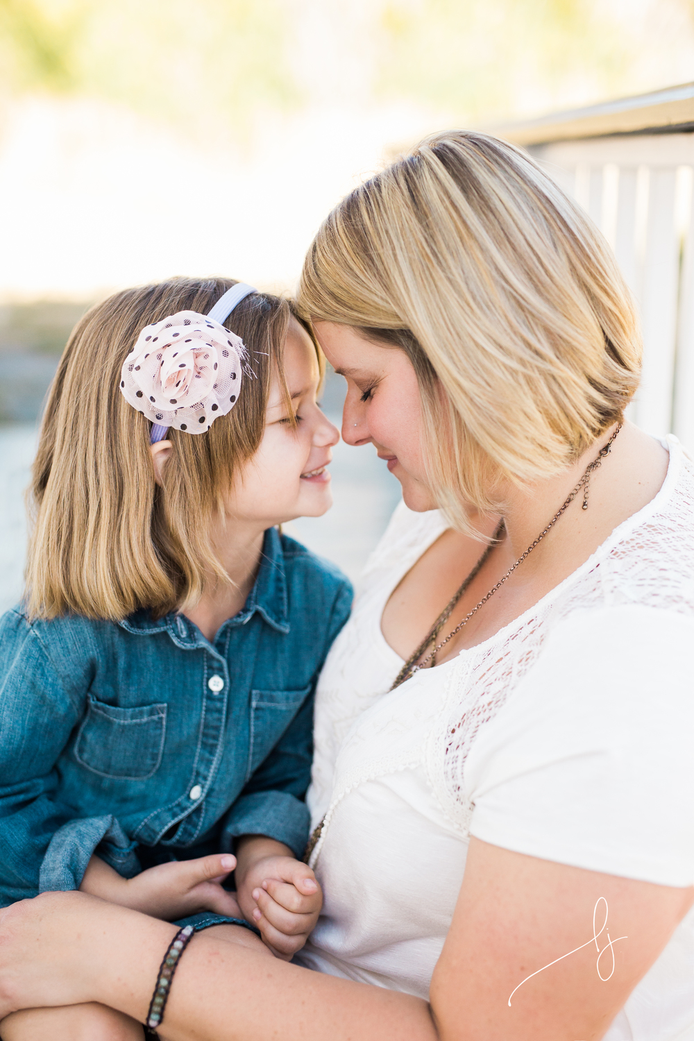 Fine Art Lifestyle Photography Mother and Daughter