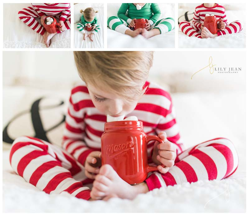 Denver lifestyle photographer Christmas