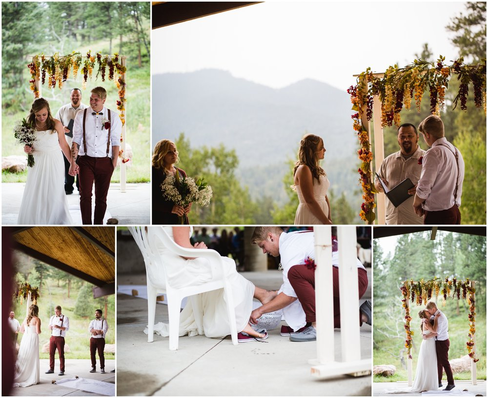 Newton Stromberg Park Wedding by Lily Jean Photography