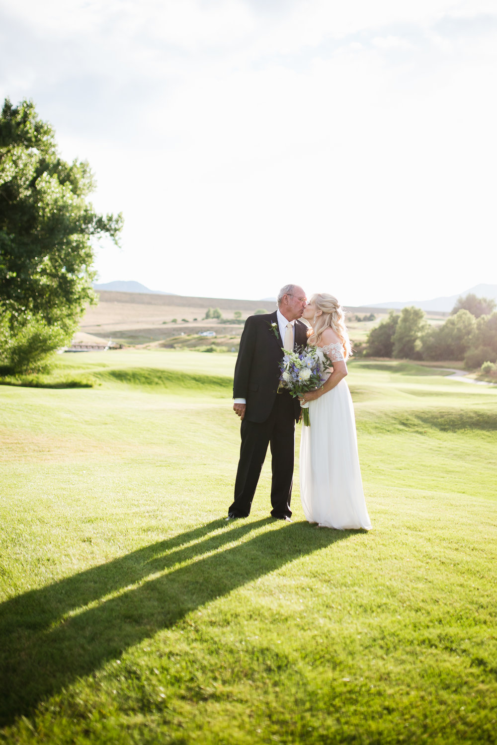 Fox Hollow golf course wedding photography by Lily Jean Photography
