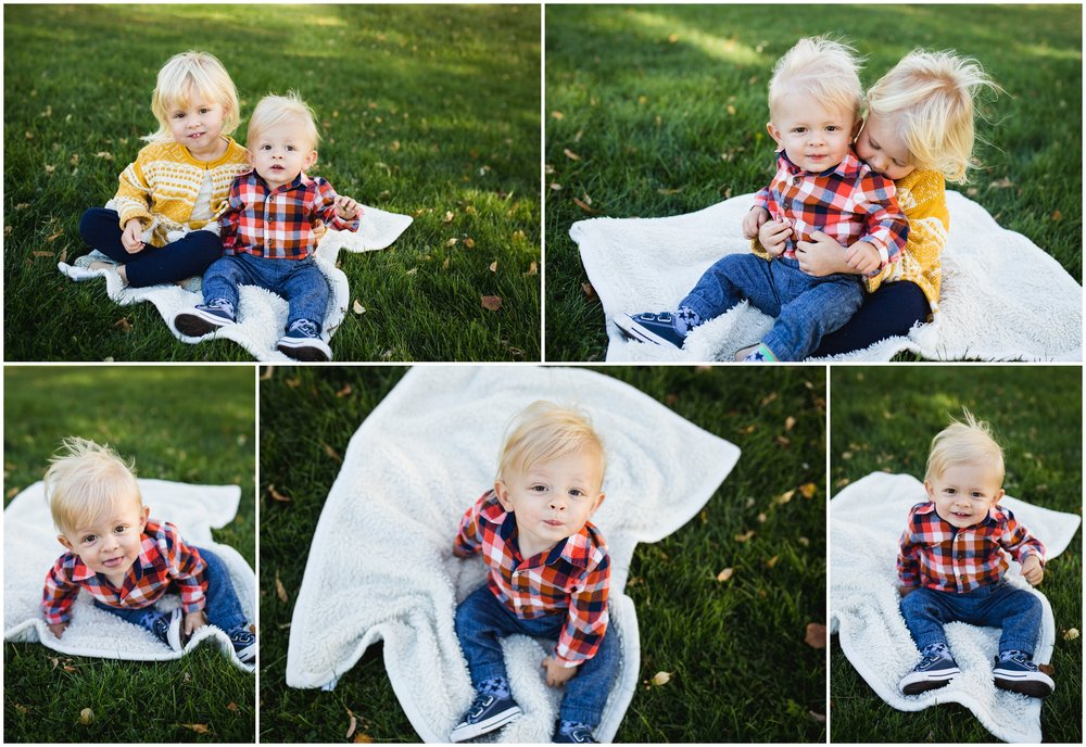 toddler family photo session by Lily Jean Photography