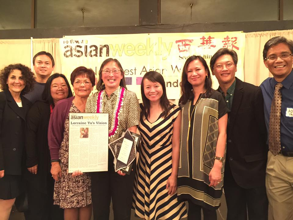 NW Asian Weekly's Visionary Award Gala