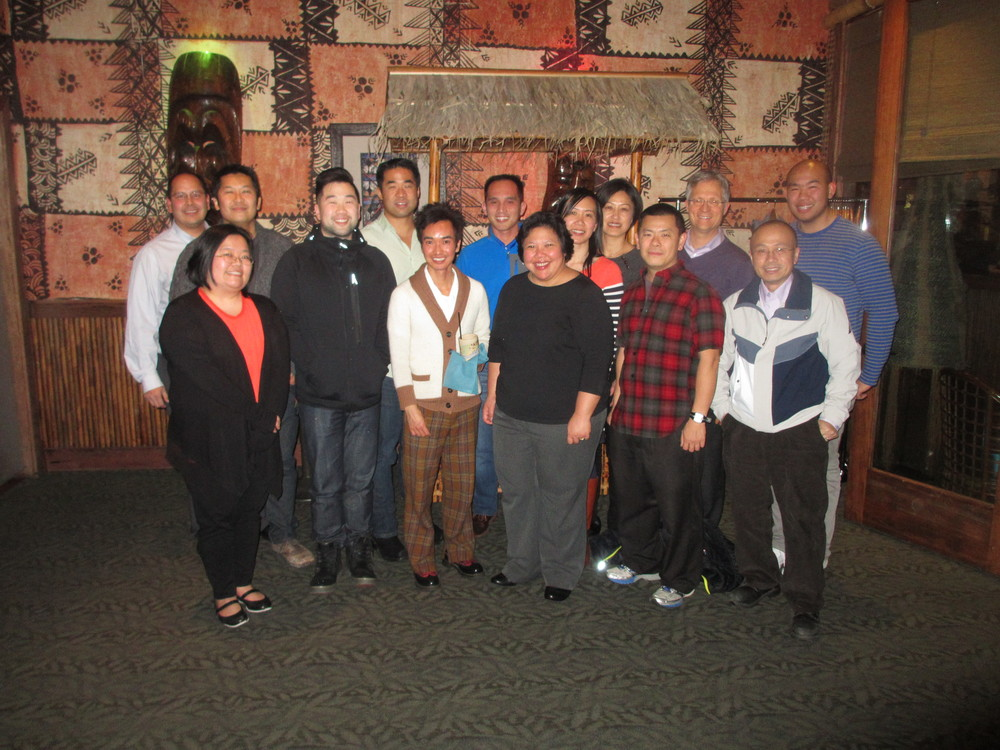 Above: EDI's Portland Alumni Reunion.