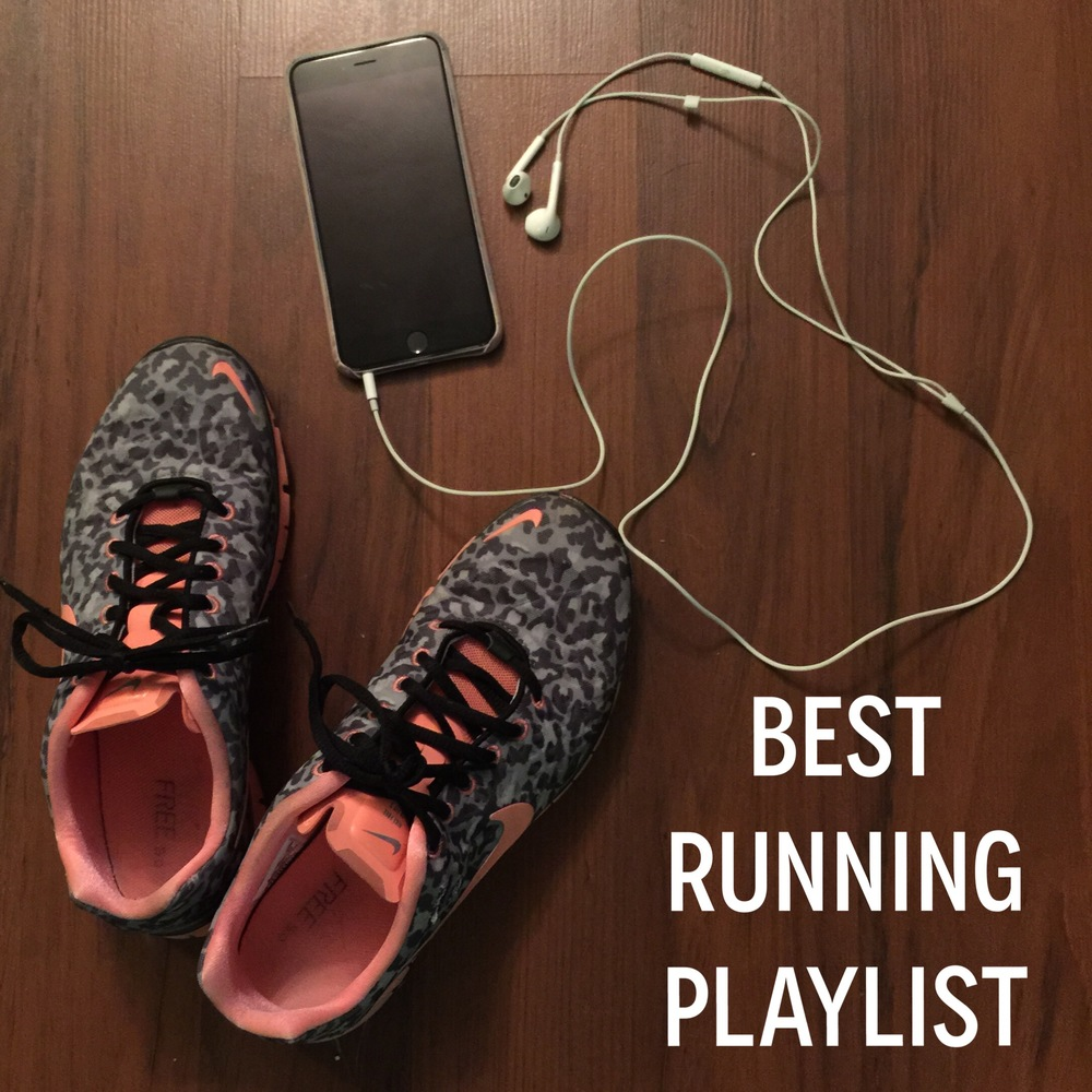 BEST RUNNING PLAYLIST