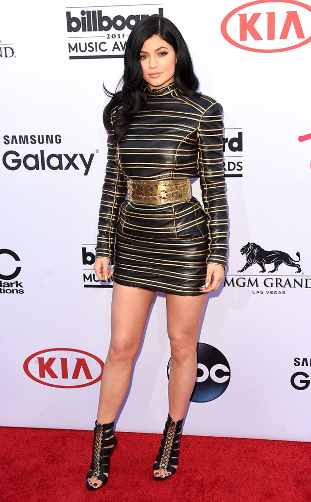 KYLIE JENNER BILLBOARD MUSIC AWARDS 2015