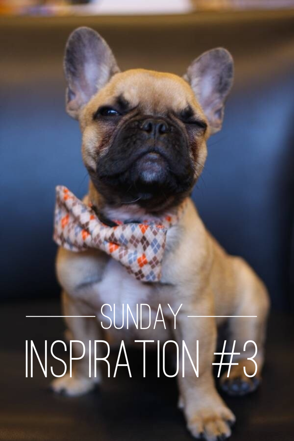SUNDAY INSPIRATION #3