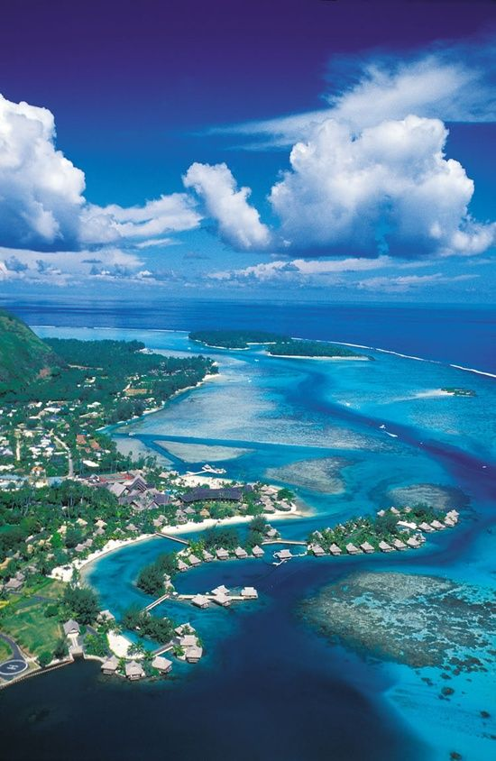 Island of Moorea