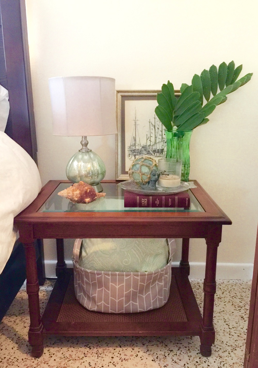 nightstand inspo