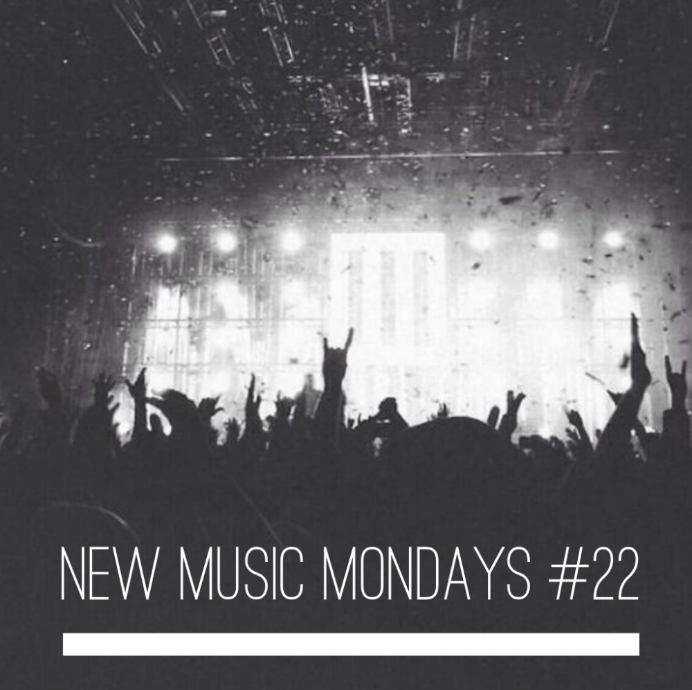 New Music Mondays #22 3.7.16