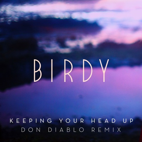 keeping you head up - birdy