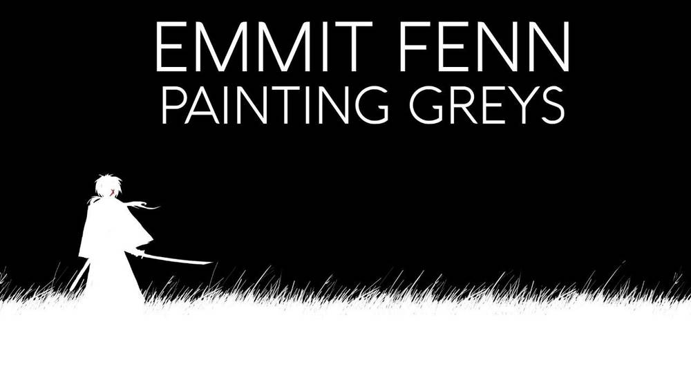 painting greys - emmitt fenn